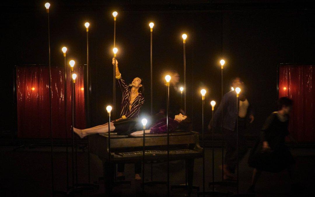 Semaine d'art à Avignon pour maintenir le feu sacré jusqu'au 31 octobre