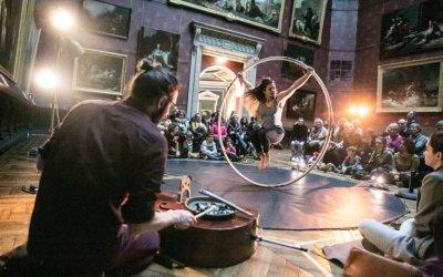 Gard, Hérault, Aude : le festival Temps de cirque revient tout au long de l'automne !