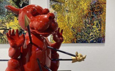 Art Montpellier 2020 : (re)découvrez l'artiste Michel Soubeyrand sur le stand de L'Art-vues !