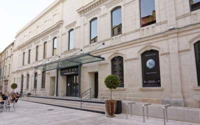 Couvre-feu : le Théâtre de Nîmes s'adapte et modifie les horaires de ses spectacles