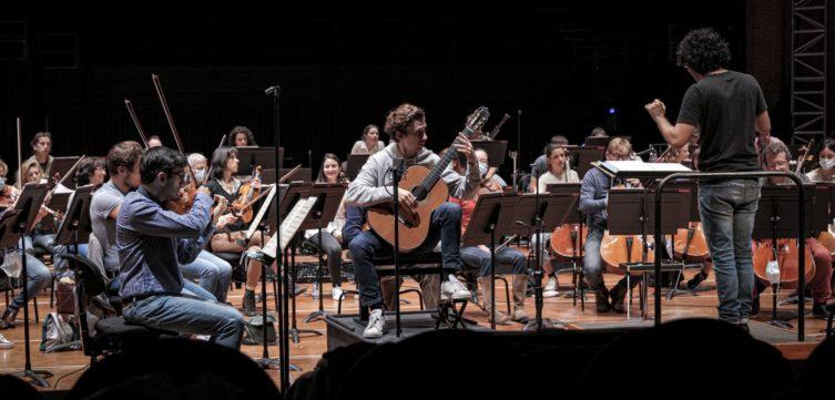 L'Orchestre national du Capitole de Toulouse propose des concerts en live sur les réseaux sociaux