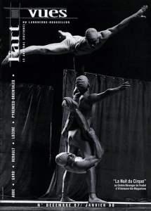 L'ART-VUES DÉCEMBRE 1997 JANVIER 1998