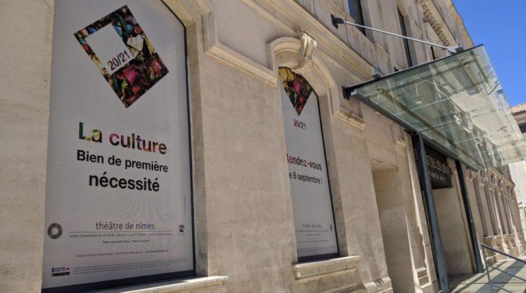 Le Théâtre de Nîmes annule tous ses spectacles jusqu'au 31 mars mais maintient l'accueil en résidence des artistes