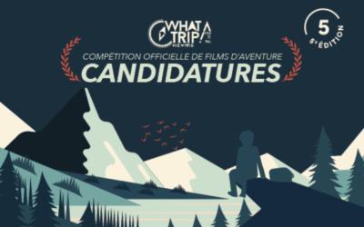 Montpellier : le festival What A Trip ! ouvre les candidatures pour la compétition officielle de films de voyages et d'aventure