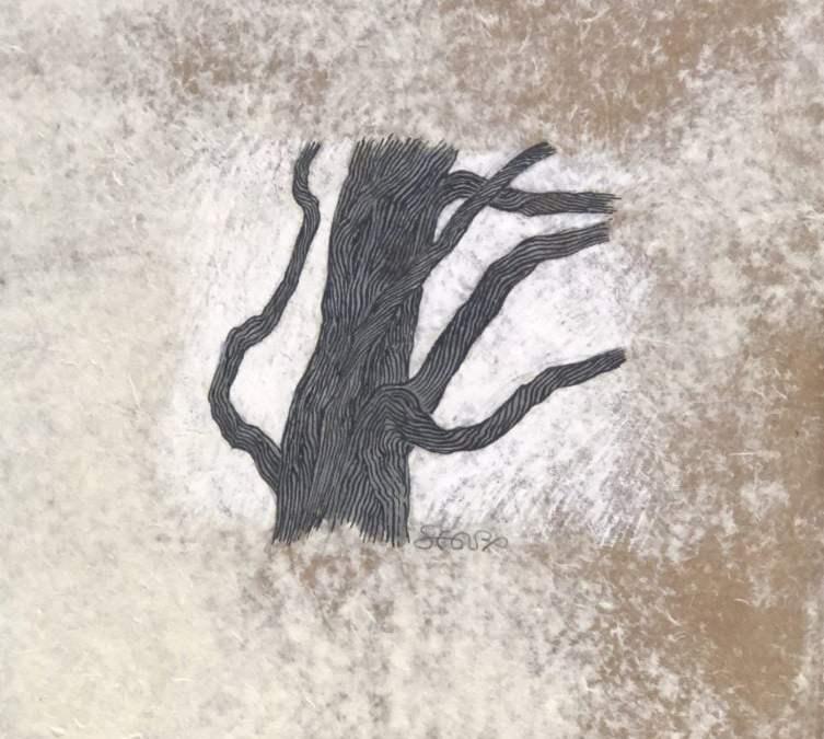 Illustration - Les arbres sont aussi du silence