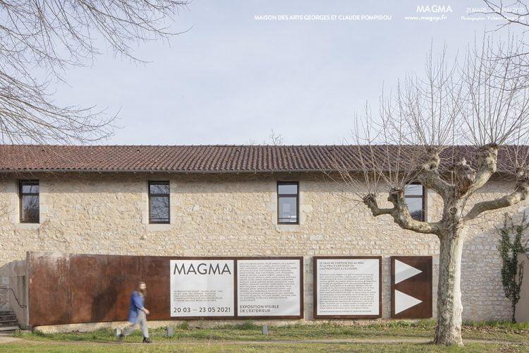 «Magma» : une exposition à visiter en extérieur à la MAGCP de Cajarc et au Lieu Commun de Toulouse