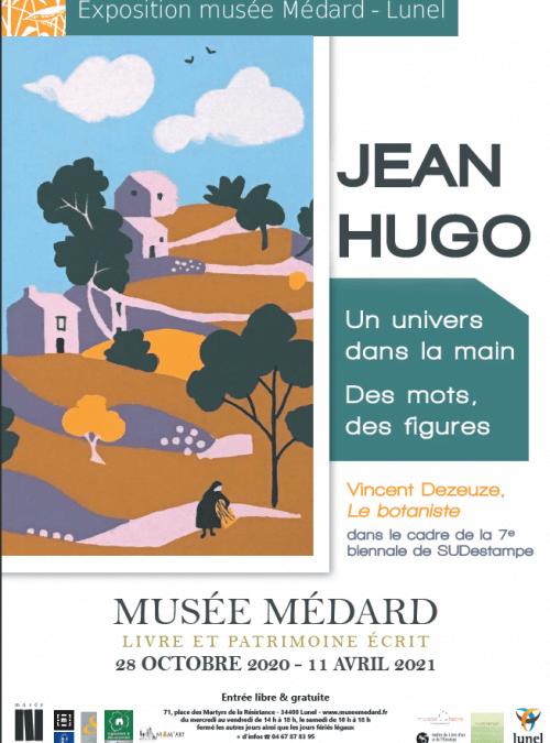 Lunel : profitez de l'exposition virtuelle «Jean Hugo, un univers dans la main» proposée par le musée Médard