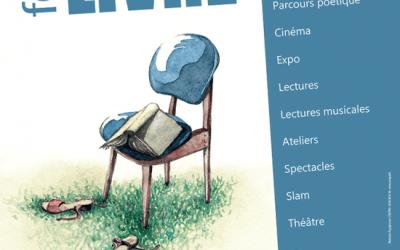Cazères : le festival Enfin livre vous donne rendez-vous du 2 au 6 juin