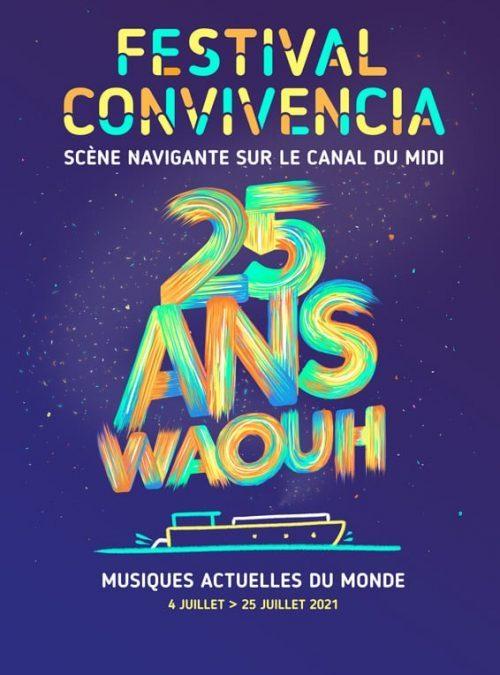 Canal du Midi : le festival Convivencia voguera du 4 au 25 juillet