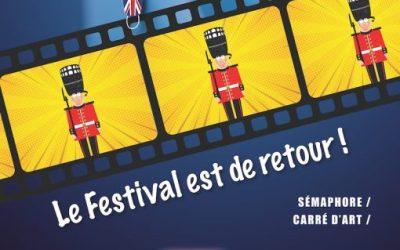 Nîmes : le festival Ecrans Britanniques / British Screen se tient du 11 au 20 juin