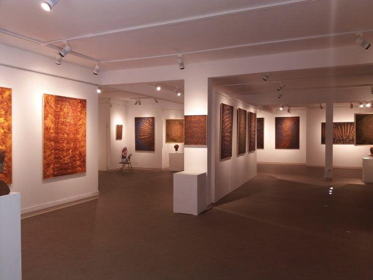 Frontignan : l'artiste Daniel Mourre présente l'exposition «Traces» jusqu'au 26 juin