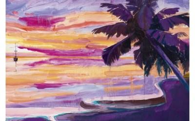 Aigues-Mortes : les œuvres de Titouan Lamazou prennent les voiles, le 29 juillet