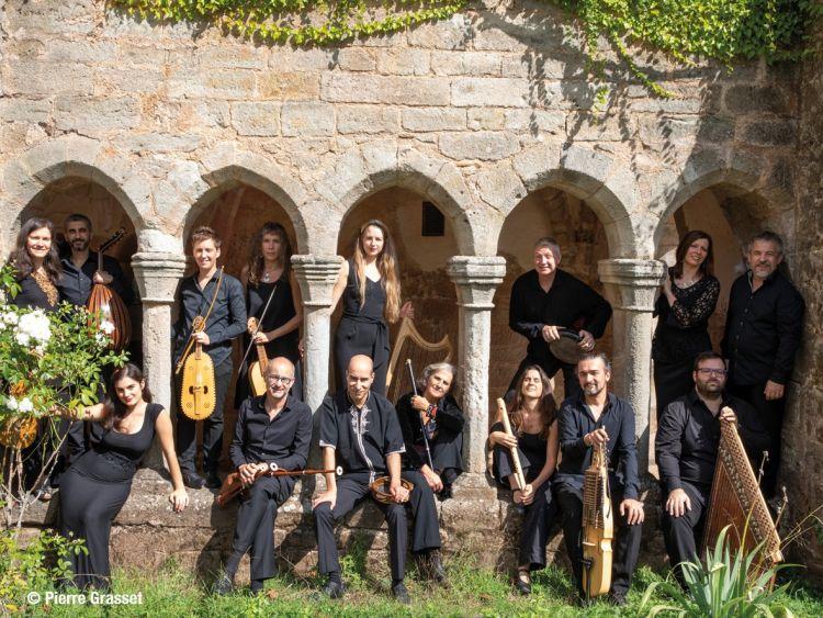 Sylvanès : festival de l'abbaye du 14 juillet au 29 août