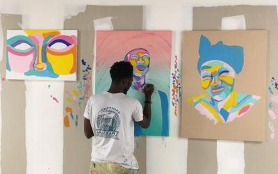 Sète : le festival Afrik'Art s'immisce au Réservoir jusqu'au 31 août