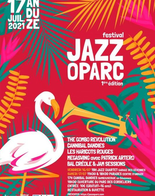 Anduze : une première pour le festival Jazzoparc, les 16 et 17 juillet