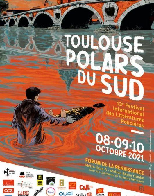 Toulouse : les Polars du Sud renouvelle l'expérience les 8, 9 et 10 octobre