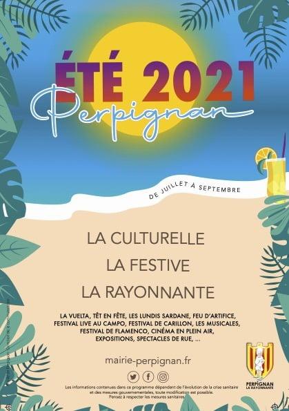 Perpignan : un programme chargé en rendez-vous culturel tout au long de l'été