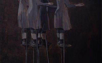 Montpellier : l'artiste Rusiñol Masramon est à découvrir à la galerie de l'Ancien courrier jusqu'au 15 octobre