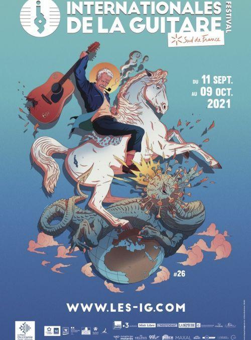 Montpellier : c'est parti pour les Internationales de la guitare du 11 septembre au 9 octobre