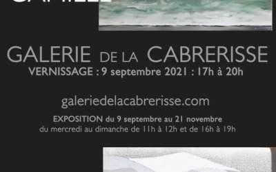 St-Laurent-de-la-Cabrerisse : Anna Camille et Martin Bredford exposent à la galerie de la Cabrerisse