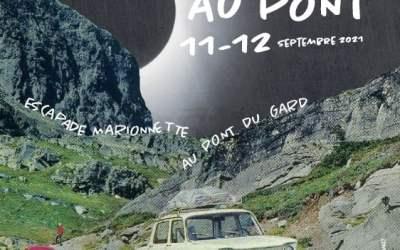Gard : le Périscope s'invite au Pont du Gard les 11 et 12 septembre