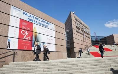 Montpellier : le salon Ob'Art se tiendra du 5 au 7 novembre au Corum