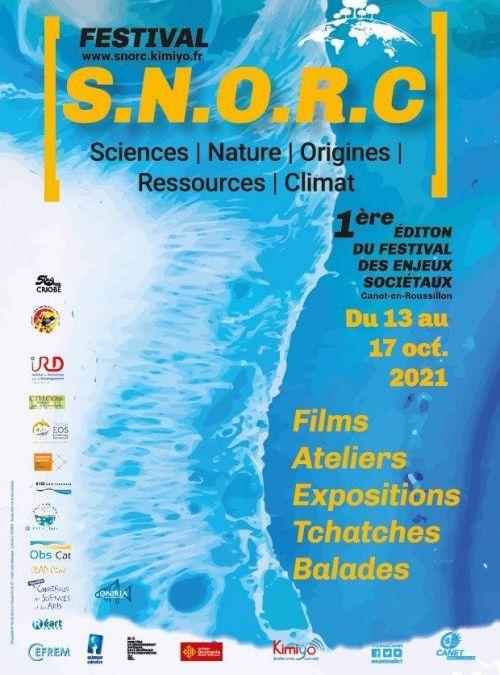 Canet-en-Roussillon : première édition du SNORC Festival du 13 au 17 octobre