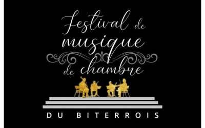 Béziers : Festival de musique de chambre du Biterrois jusqu'au 15 octobre