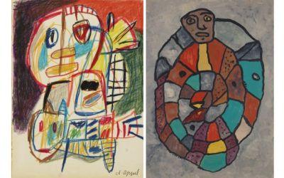 Rodez : «Chaissac&Cobra sous le signe du serpent» une nouvelle exposition au musée Soulages