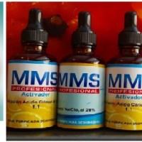 MMS (Dióxido de Cloro) Legal en Alemania, Suiza y Austria