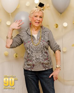 Ellen Nix's 90th Birthday Party Shots