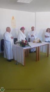 Visita do Reverendíssimo Sr. Bispo D. José Cordeiro