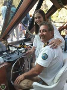 Passeio de barco a Miranda do Douro. 12