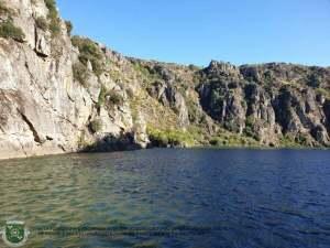 Passeio de barco a Miranda do Douro. 6