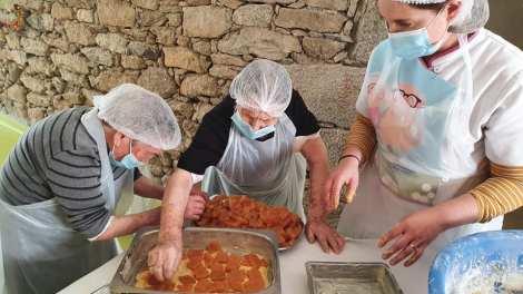 Confeção dos nossos folares de carne 2