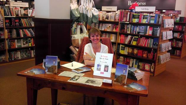 Sarah Tun: Book Signing Event