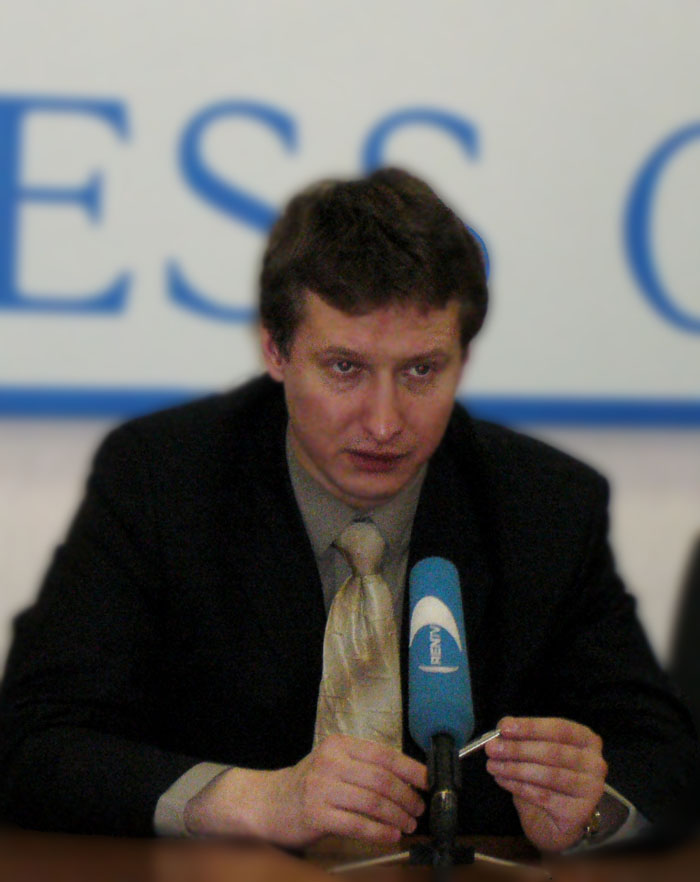 Hero, Patriot Lawyer Stanislav Markelov