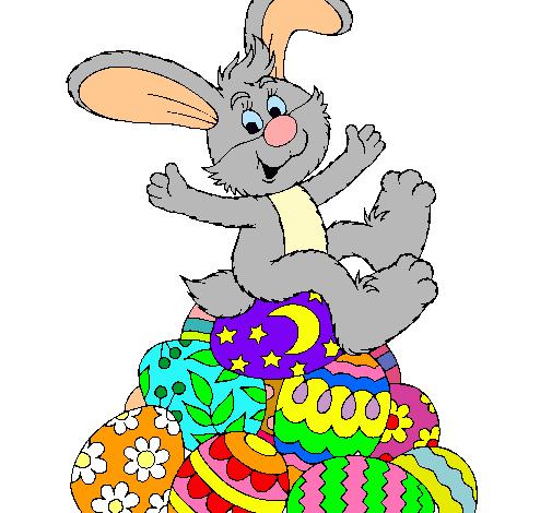 Huevos y Conejo de Pascua | La Ruta de Dulcinea