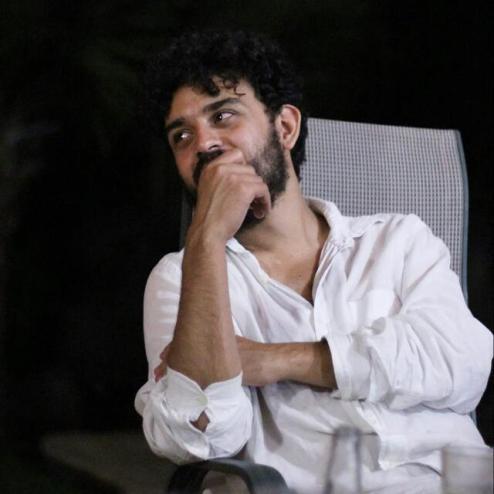 Periodista Jose Pablo Román