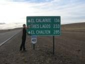 En la Ruta 40