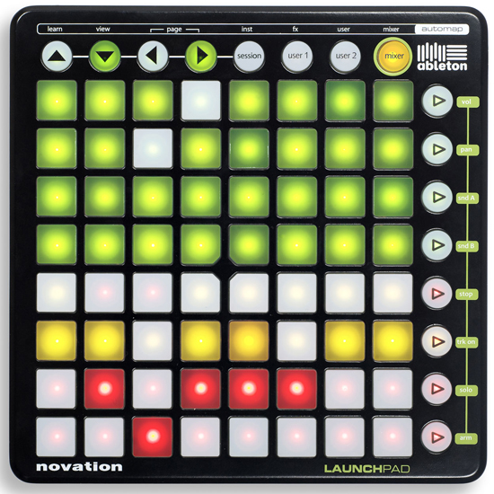 Controllers (launchpad)