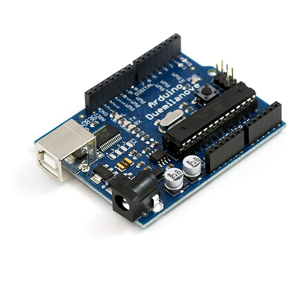 Controllers (Arduino)
