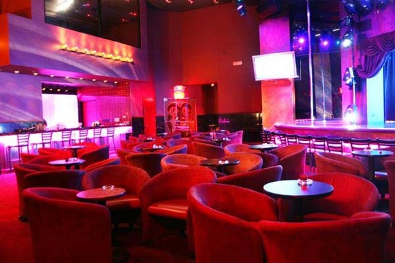 strip clubs in Las Vegas
