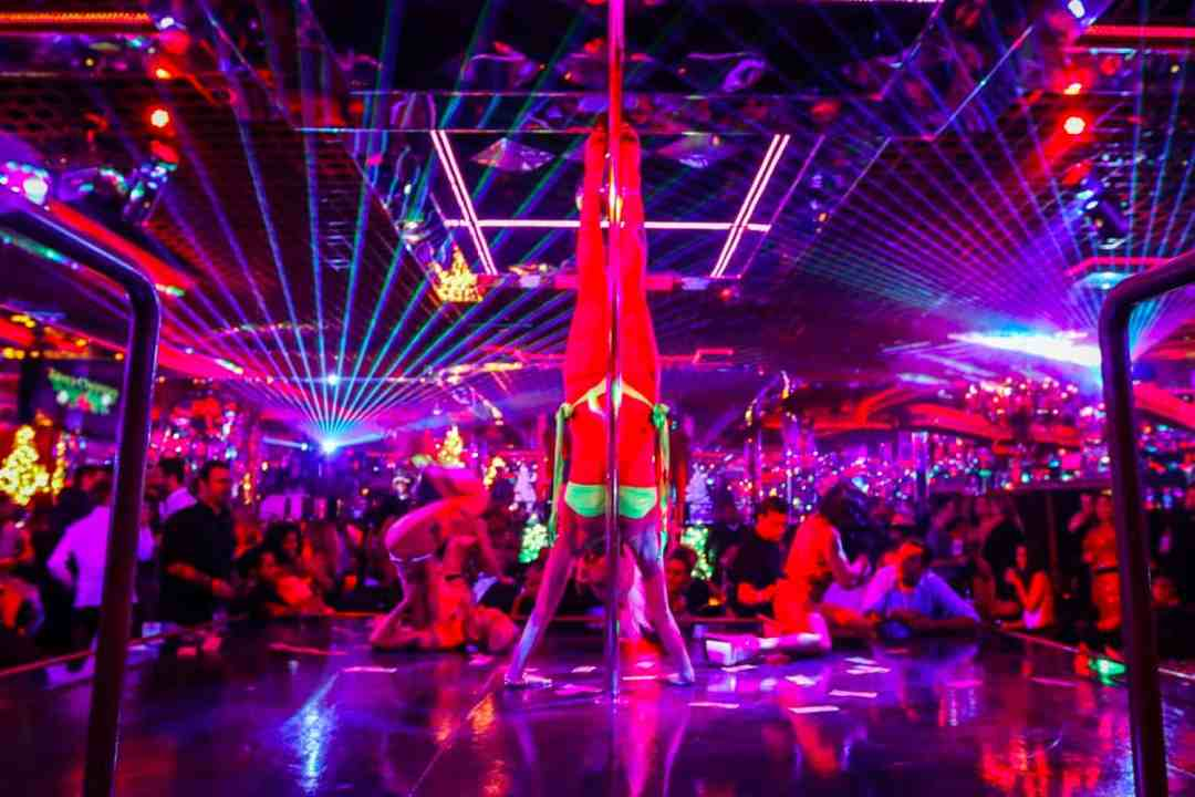 vegas strip clubs