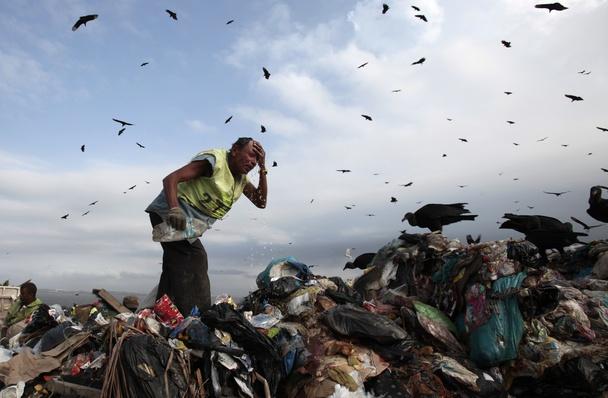 Rios Jardim Gramacho garbage dump