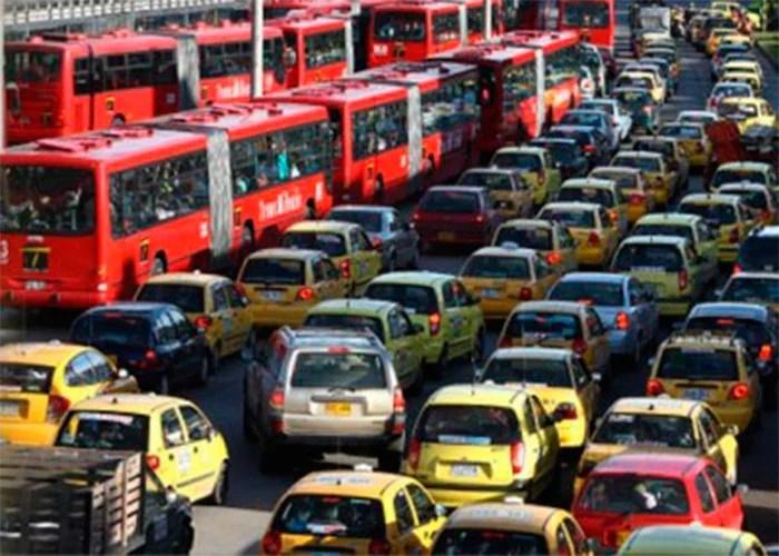 ¿y El Culpable Del Caos De Movilidad En Bogotá?  Las2orillas