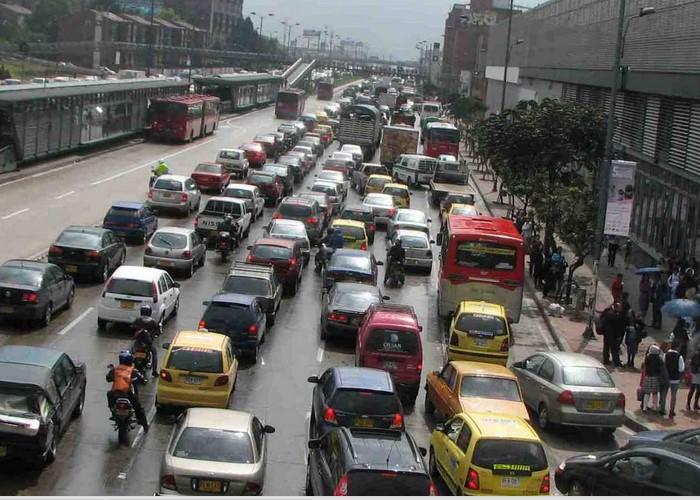 El Video Que Explica El Caos Del Transporte Público En