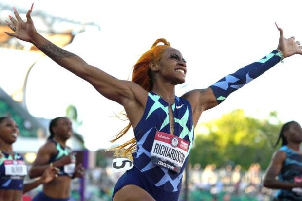 Sha'Carri Richardson no competirá en los J.J.O.O. de Tokio tras dar positivo en cannabis