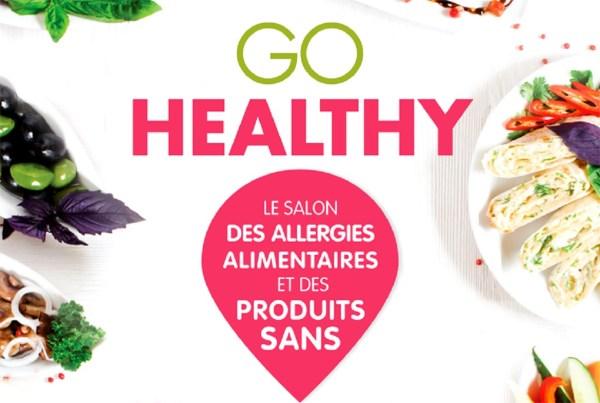 Intolérances alimentaires sans gluten sans lactose salon go healthy de lyon