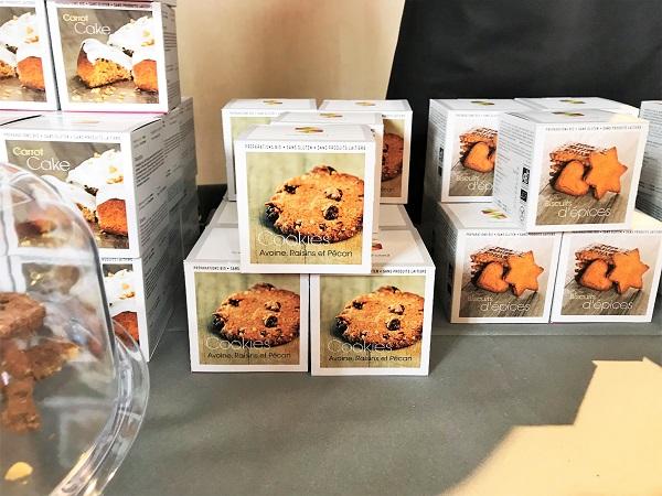 salon go healthy lyon marque saine food préparation pour gâteaux